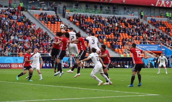 ЧМ-2018: Уругвай минимально победил Египет