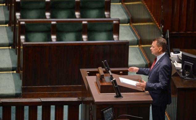 Министр обороны Польши Блащак отправится с визитом в США