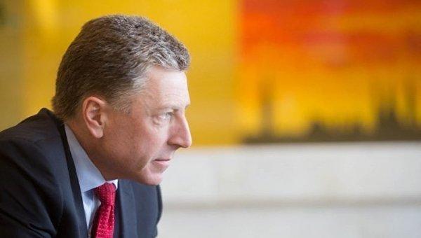 Сурков продолжит с Волкером совместную работу по Украине