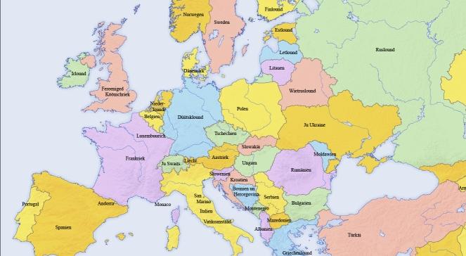 Європейці відзначатимуть мовну різноманітність