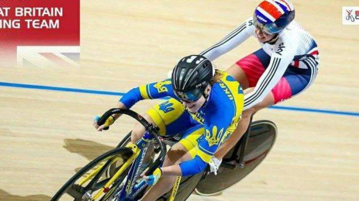 Велотрек: Украина завоевала две медали на Кубке мира