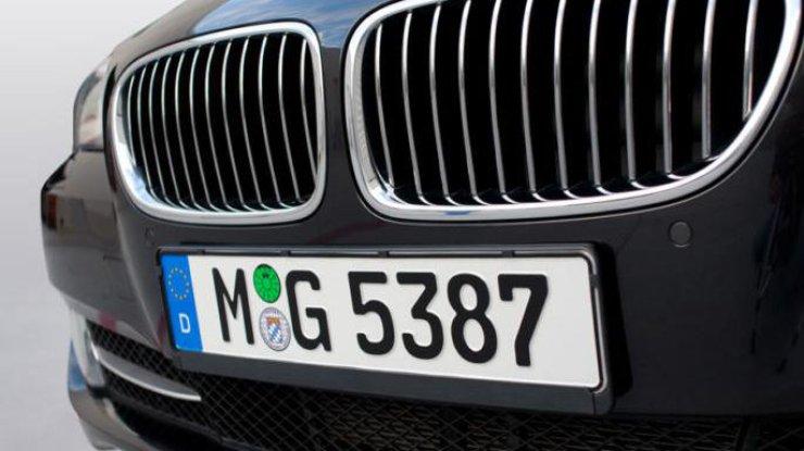 Еврономера: сколько автомобилей находится в Украине незаконно
