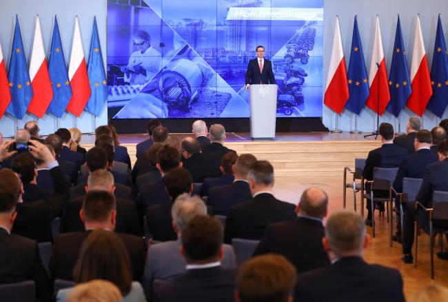 Премьер о «конституции для бизнеса»: Новые законы будут отменять старые
