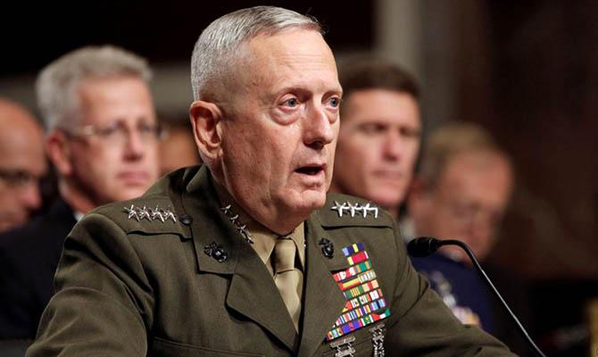 Глава Пентагона: Россия и Китай представляют угрозу для США
