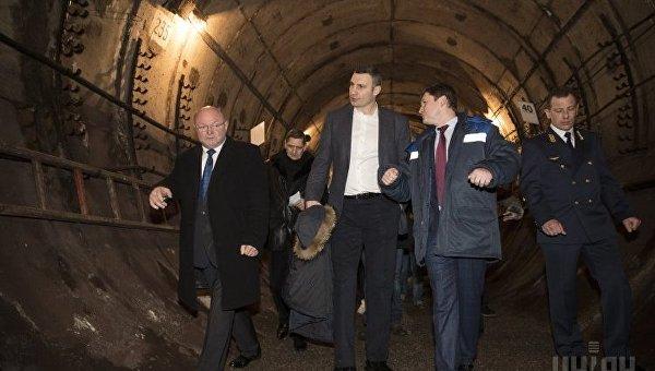 Стало известно, во сколько обойдется метро на Виноградарь в Киеве