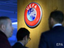 Ранее матчи еврокубков в Украине транслировали телеканалы Украина, Футбол 1 и Футбол-2