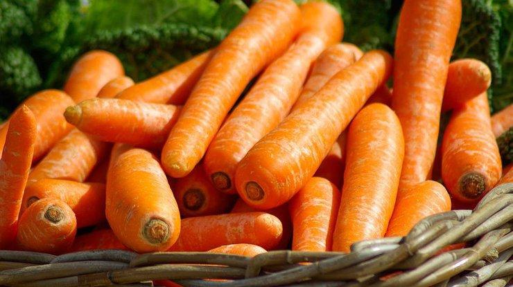 Кому нельзя есть морковь