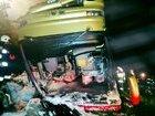 Водитель сорвавшегося со склона в Польше автобуса с украинцами задержан