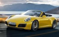 Спорткар Porsche 911 выйдет в гибридной версии
