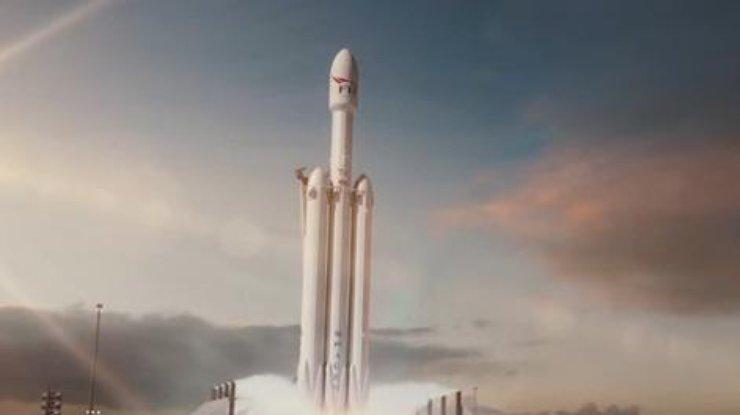 Илон Маск показал летающий Tesla Roadster (видео)
