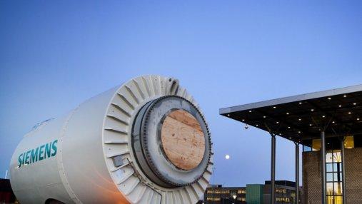 Россия отказалась вернуть турбины Siemens, которые были отправлены в Крым