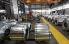 В Україні впало виробництво чавуну і сталі