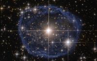 Астрономы обнаружили самую яркую новую звезду