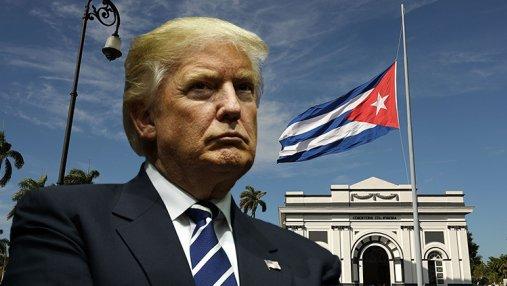 Куба: слова Трампа о странах – грязных дырах полны ненависти