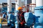 Украина завершила закачку газа в хранилища