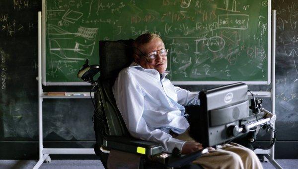 Скончался всемирно известный физик Стивен Хокинг