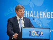 Данилюк отметил, что текущая программа сотрудничества с МВФ будет действовать еще год и важно ее успешно выполнить