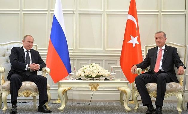 Президенты Турции и России обсудят ситуацию в сирийском Идлибе