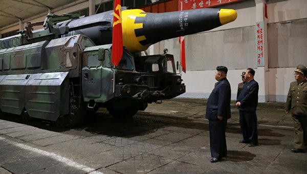 Ракеты КНДР пока не представляют угрозу для США – глава Пентагона