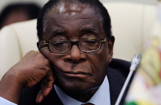 ВООЗ передумала назначать Роберта Мугабе послом доброй воли