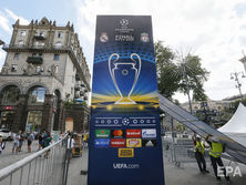 Финальный матч Лиги чемпионов состоится 26 мая в Киеве на НСК Олимпийский
