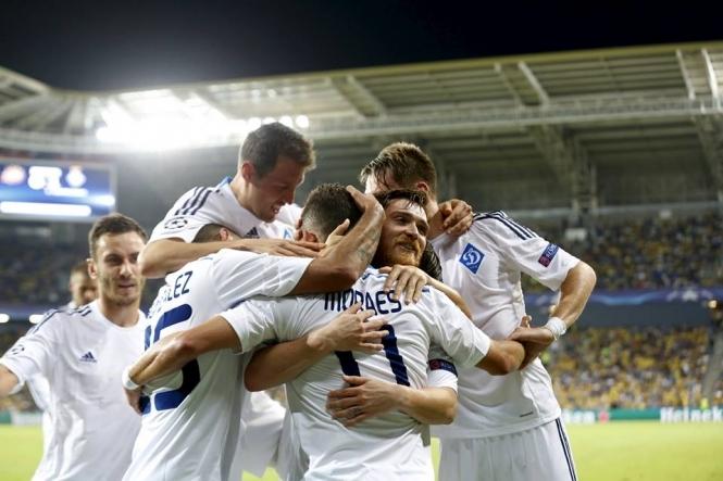 Динамо должно ПриватБанку $16 млн