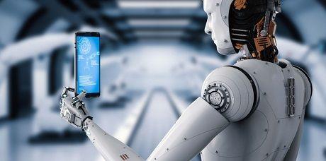 Новое поколение роботов сможет выполнять 30 трлн. операций в секунду