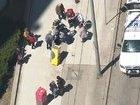 Фургон протаранил толпу пешеходов в Торонто, по предварительным данным, пострадали 10 человек. ВИДЕО+ФОТО