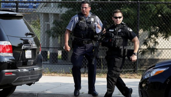 Стрельба в американской школе: много убитых и раненых обновлено