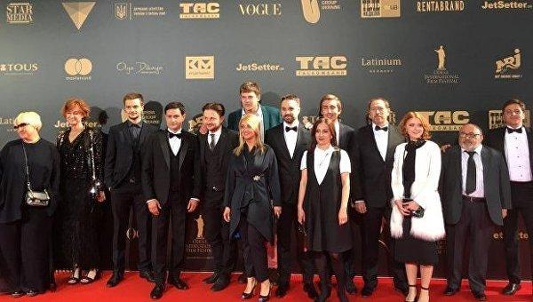 Национальная кинопремия Золота дзиґа-2018. Список победителей