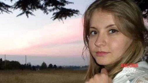 В Италии нашли мертвой пропавшую без вести украинскую студентку