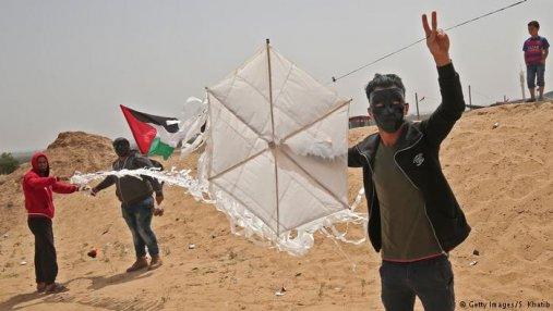 Во время протестов в секторе Газа погибли двое палестинцев
