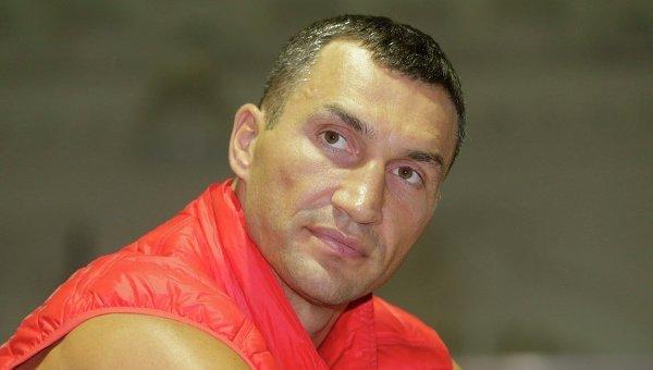 Опубликован первый профессиональный контракт Кличко-младшего