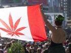 Канада легализовала производство, употребление и продажу марихуаны