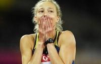 Украинская легкоатлетка сенсационно стала чемпионкой мира
