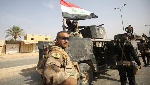 Войска Ирака начали спецоперацию против последнего оплота ИГИЛ