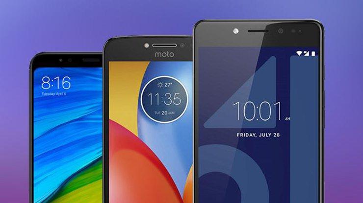 ТОП-10 самых популярных смартфонов в мире
