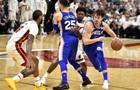 НБА: Филадельфия обыграла Майами, Новый Орлеан в шаге от второго раунда