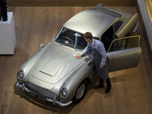 Aston Martin выпустит 25 автомобилей Бонда