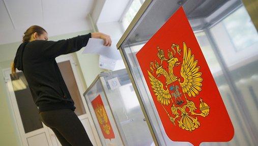 Результат выборов в России изменили в прямом эфире