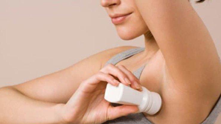 Дезодоранты опасны для здоровья - ученые