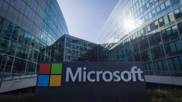 Атака вирусов WannaCry и Petya.A не помешала Microsoft увеличить прибыль