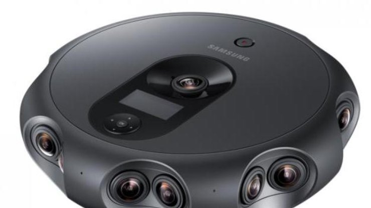 17 объективов: Samsung представила новую камеру