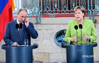 Меркель заявила про важливість України в транзиті газу
