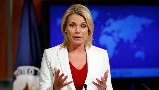 Госдеп США отреагировал на последние обстрелы пророссийских боевиков на Донбассе