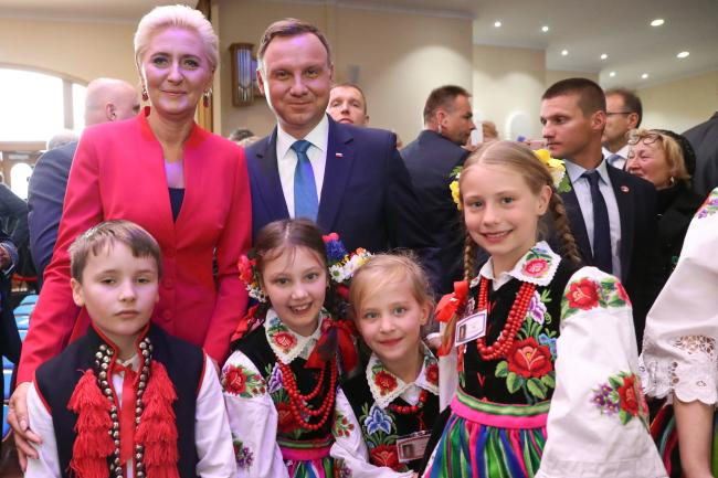 Президент Польщі в Австралії вшанував пам'ять солдатів