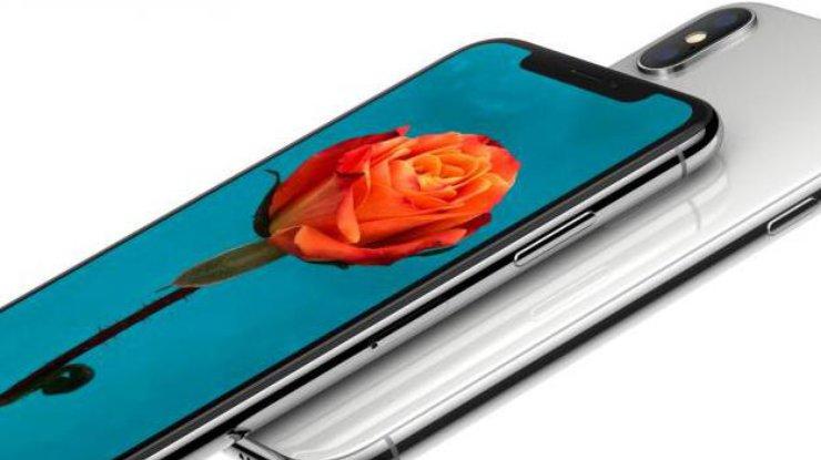 iPhone X: названа дата начала продаж в Украине