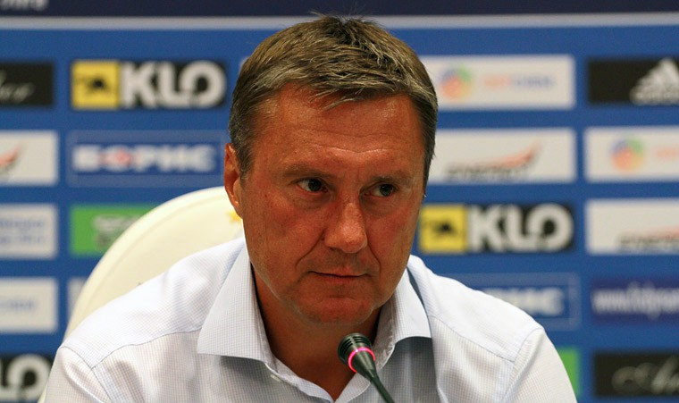 Футбол: Динамо искало ненужную передачу, когда надо было бить по воротам, - Хацкевич