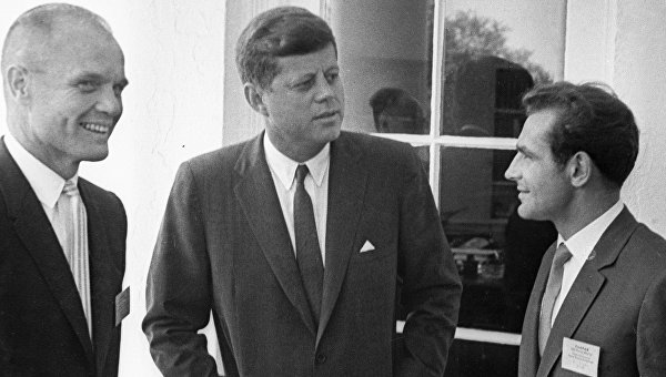 В США обнародовали новую порцию документов об убийстве Кеннеди