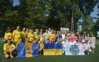 Спортсмени-держслужбовці позмагалися за право взяти участь у Всеукраїнській Спартакіаді